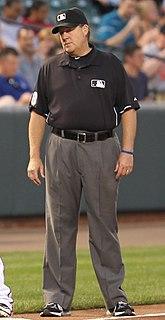 Gary Cederstrom American baseball umpire