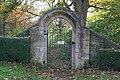 Gate in the church yard - geograph.org.uk - 603690.jpg