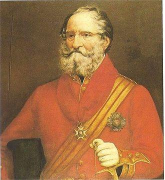 Edward Nicolls - Image: General Sir Edward Nicolls, KCB, RM
