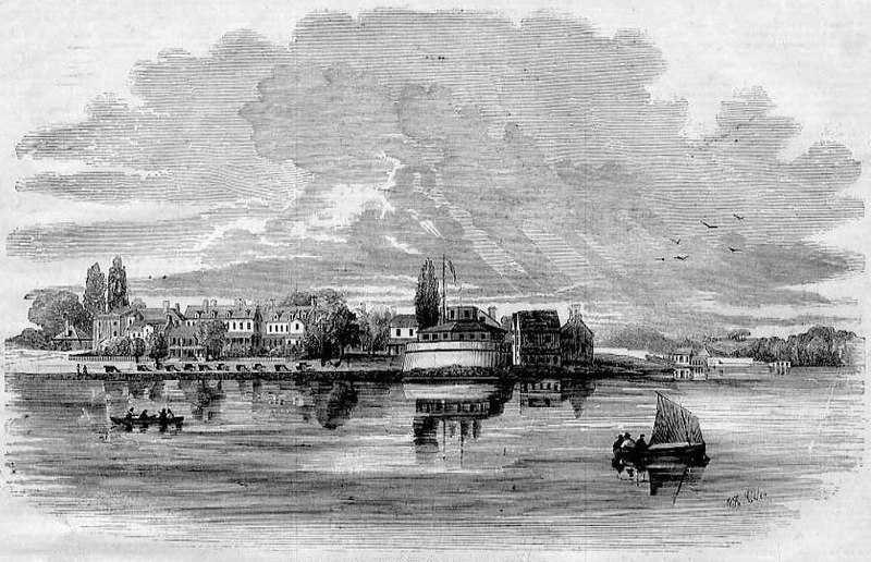 File:General View of the Naval Academy, Annapolis, Maryland.jpg