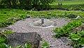GeoDial, Wildflower Garden, Moniaive, Scotland.jpg