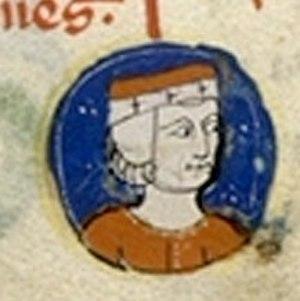 Geoffrey II, Duke of Brittany - Image: Geoffrey 2