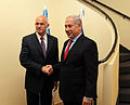 George Papandreou visit to Israel, Jerusalem July 22, 2010 (4825561023).jpg