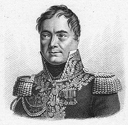 Georges Mouton, comte de Lobau, général d'Empire
