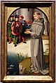 Gerard david, tre miracoli di sant'anatonio da padova, 1500-10 ca. 02 pesci.jpg