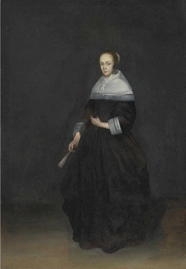 Portrait of  a Woman (pendant)