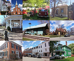 Montage of Germantown, Ohio