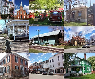 Germantown, Ohio - Montage of Germantown, Ohio