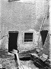 gevangenishok ten zuiden van toren tussen ridder- en rolzaal -