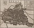 Ghent, old map 1652.jpg