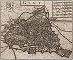File:Ghent, old map 1652.jpg
