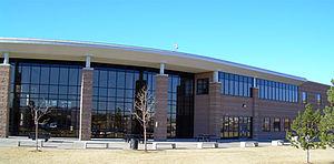 Grandview High School (Aurora, Colorado) - Image: Ghs front