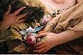 Giambattista tiepolo, ritratto di dama nelle vesti di flora, forse ante 1760, 03.JPG
