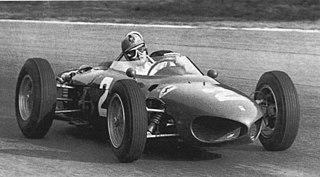 Giancarlo Baghetti Italian racing driver