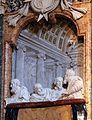 Gianlorenzo bernini, cappella cornaro, 1644-52, palchetti 11.jpg