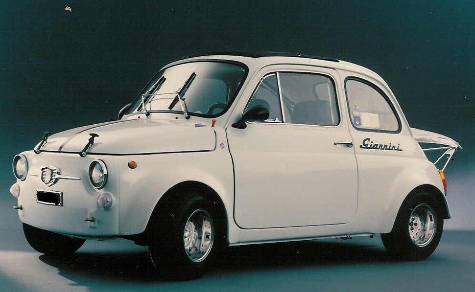 Giannini 500