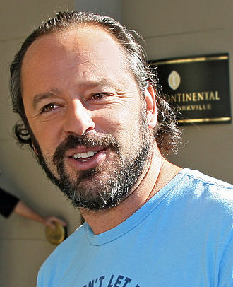 Gil Bellows - Bellows at the 2008 Toronto International Film Festival