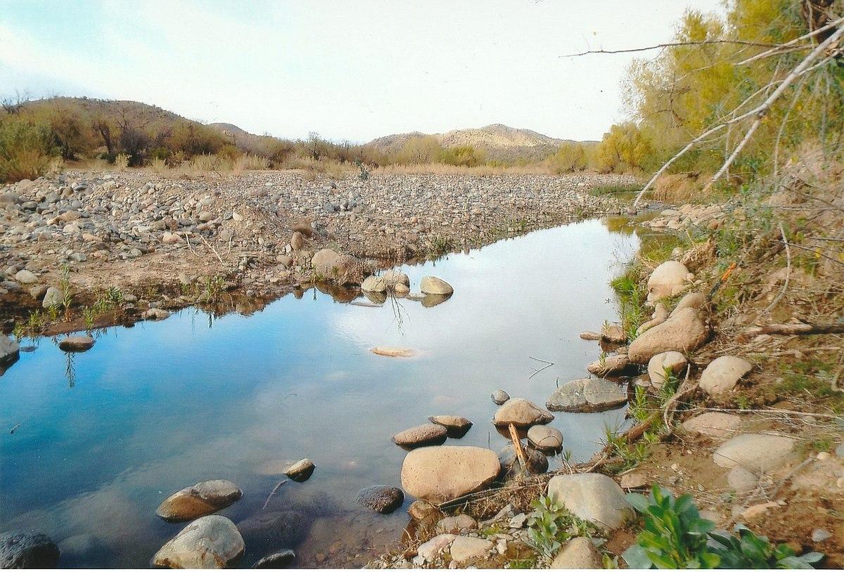 Agua Fria River - Wikipedia