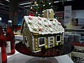 Gingerbread house, Ikea, Svagertorp, Malmo.JPG