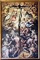 Giorgio vasari, crocifissione con le virtù secondo sant'anselmo, 1567, 2.JPG