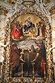 Giovanni Francesco Guerrieri, Madonna con Santi a cui i Cinque Santi Martiri offrono la chiesa 01.jpg