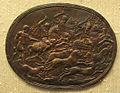 Giovanni bernardi, caccia alla pantera, 1525-50 ca..JPG