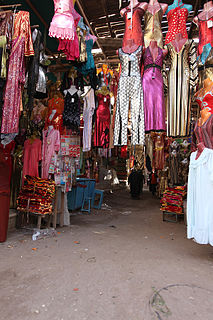 Girga City in Sohag, Egypt