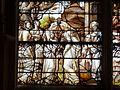 Gisors (27), collégiale St-Gervais-et-St-Protais, 2e collatéral sud du chœur, verrière n° 10 - vie de la Vierge 7.jpg