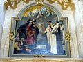 Gisors (27), collégiale St-Gervais-et-St-Protais, transept, tableau - Le rachat des captifs, Claude Vignon.jpg