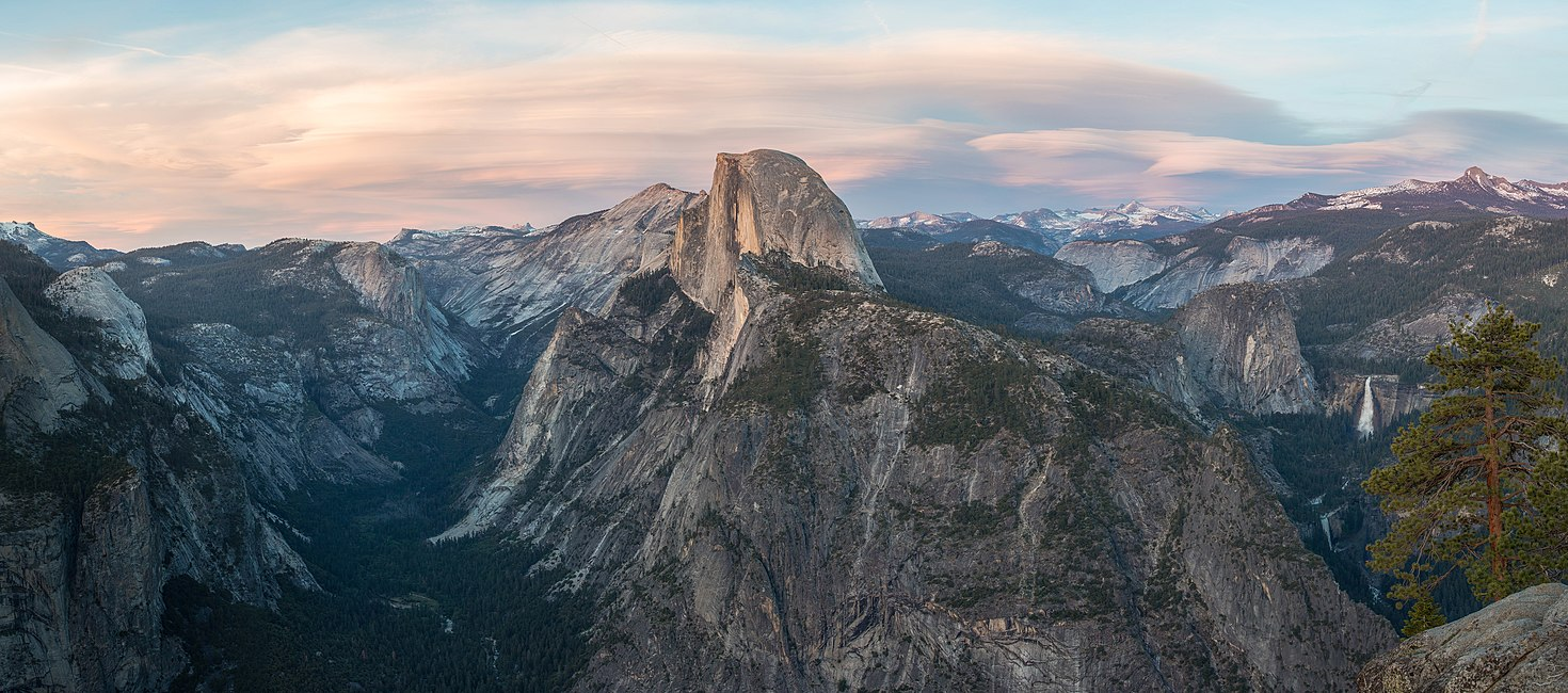 Glacier Point at Sunset, Yosemite NP, CA, US - Diliff.jpg