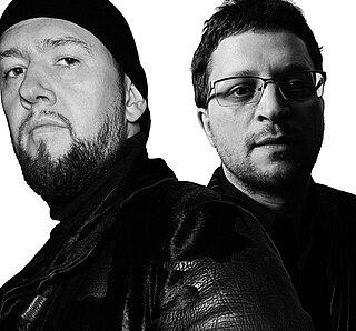 Global Communication UK electronic music duo