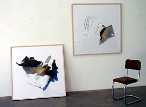 Gloria Graham - Graham's Studio, 2009