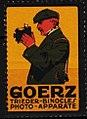 Goerz-Photoapparate, Reklamemarke,c. 1900-1920.jpg