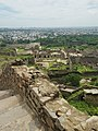 Golconda Fort Diwan e Khas doorway 04.jpg