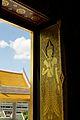 Gorgeous gold-painted doors at Wat Traimit.jpeg