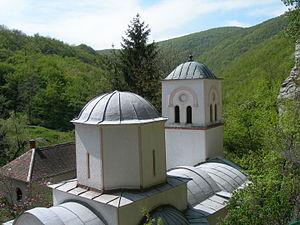 Gornjak monastery - Image: Gornjak СК 569