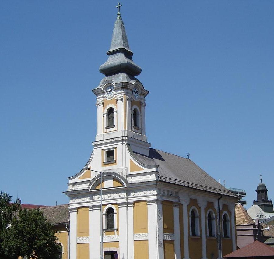 Gorogkeleti templom Kecskemet