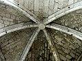 Gournay-en-Bray (76), collégiale St-Hildevert, chapelle du croisillon nord, clé de voûte.jpg