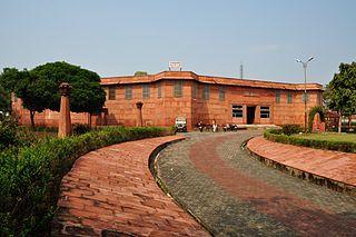 Mathura City in Uttar Pradesh, India