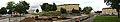 Grönelundsgatan Missionskyrkan Tingshuset Falköping panorama 0686.jpg