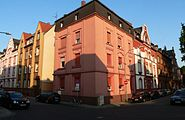 Gründerzeitbauten Höchst Neustadt