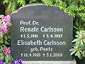 Grabstein Renate Carlsson (1941-1997) 01.jpg