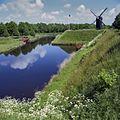 Gracht met vestingwal en molen - Bourtange - 20349673 - RCE.jpg