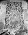 grafsteen in de zuid kooromgang - arnhem - 20024695 - rce