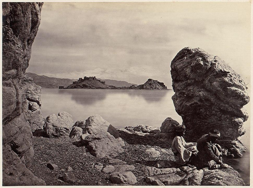 Graia, On the Red Sea, Near Ezion-Geber, Port of King Solomon MET DP71226