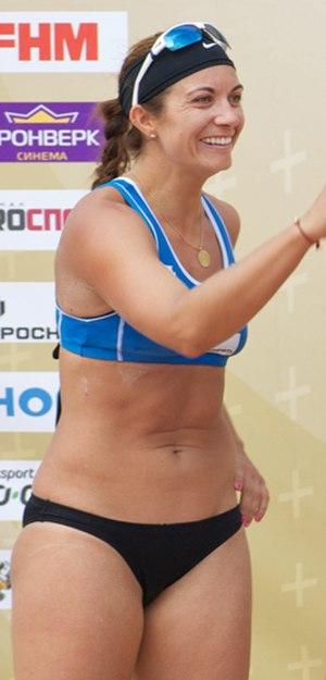 Misty May-Treanor - May-Treanor in Moscow in  2012