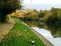 Grand Union Canal, Hanwell, W7 - geograph.org.uk - 969513.jpg