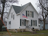 Junge Cedar Rapids >> Grant Wood – Wikipedia