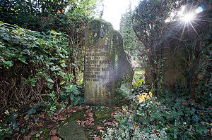 August Sander - Grave of August Sander - Melaten Cemetery, Cologne