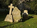 Gravestones, Ide - geograph.org.uk - 1739968.jpg
